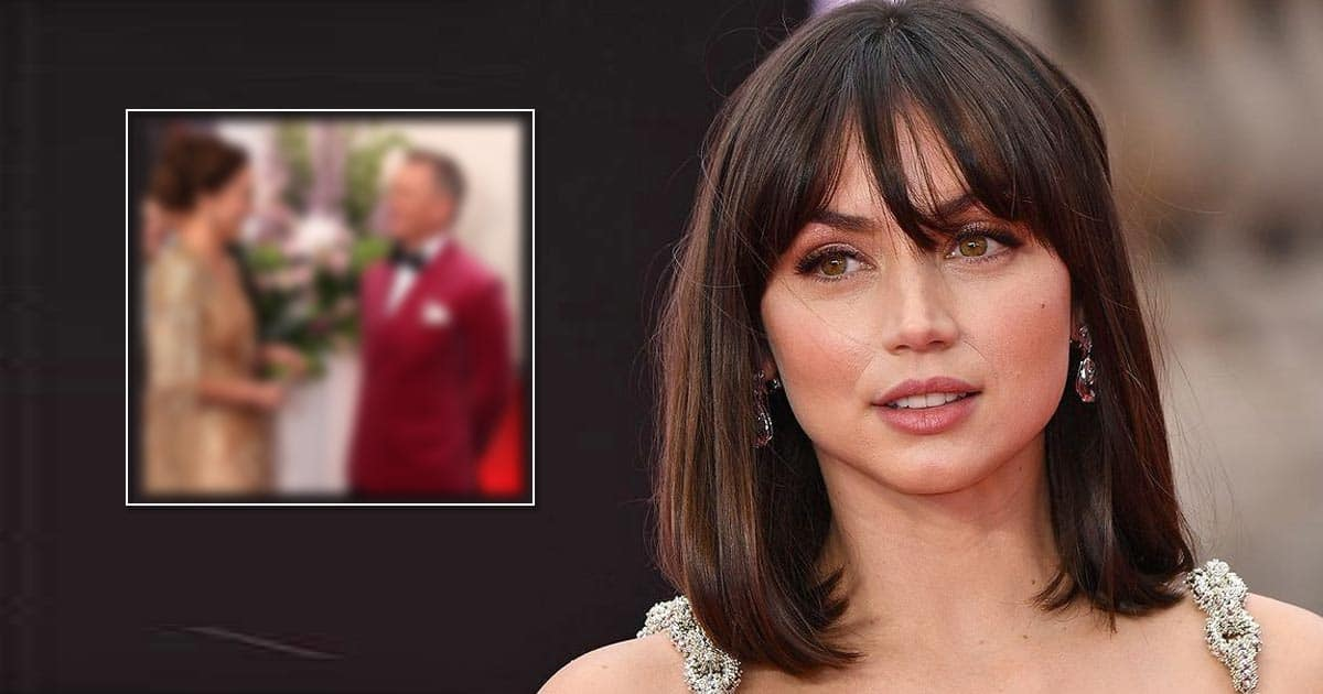 No Time To Die: Though Ana de Armas Stunned In A Thigh-High Slit Gown, But Daniel Craig's Compliment To Kate Middleton Stole The Show - Deets Inside