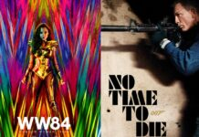 No Time To Die & Wonder Woman Have A Common Point Now