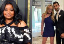 Octavia Spencer apologises to Britney Spears, fiance Sam Asghari for prenup joke