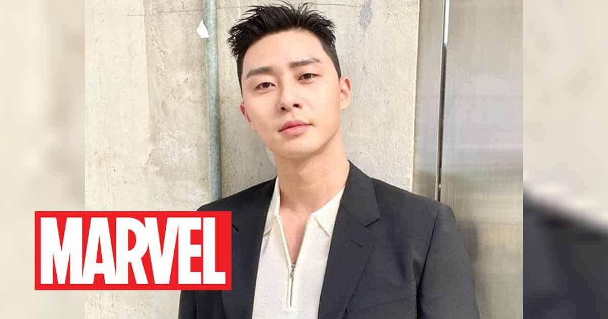 Park Seo-Joon Has Left South Korea To Commence His Upcoming Marvel Movie Shoot