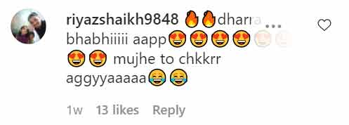 pandya store fame shiny doshi shares a pic in a tiny bikini fan comments arey dhara bhabhi ye kya003