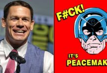 """Peacemaker's New Photo Shows Off A Ripped John Cena Looking """"Dope As F*ck"""""""