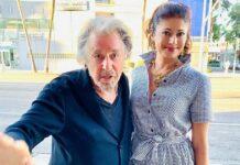 Pooja Batra Shah meets 'legend' Al Pacino