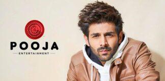 Pooja Entertainment refutes rumours of a three-film deal with Kartik Aryan!