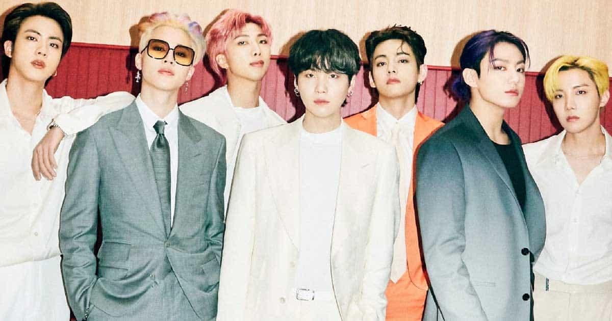 Pop stars BTS speak about green challenges at UNGA