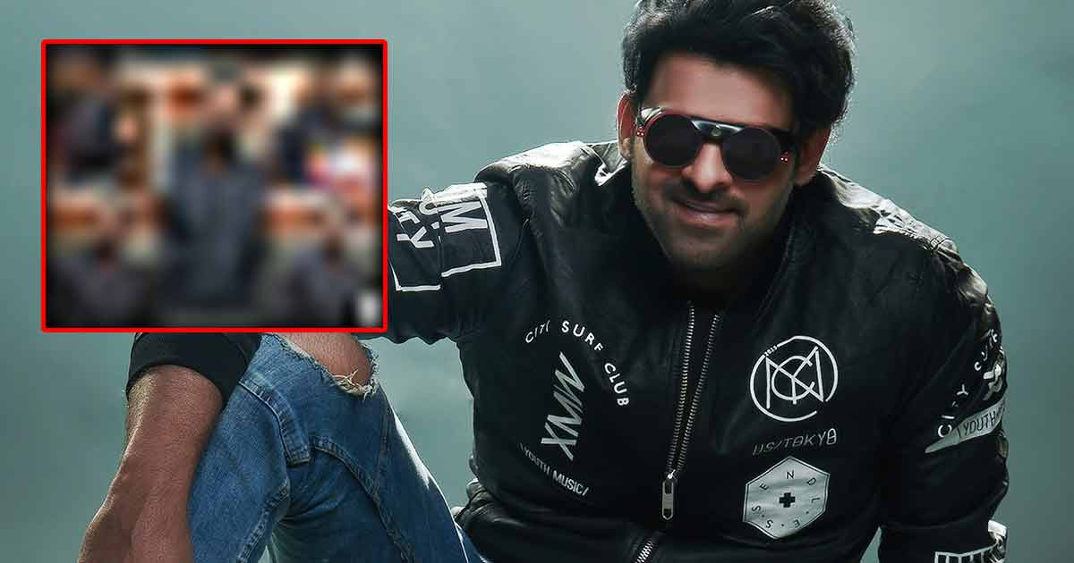 Prabhas Has Given A Fitting Reply To His Trolls Who Fat-Shamed Him Earlier, His New Look Goes Viral On Social Media!