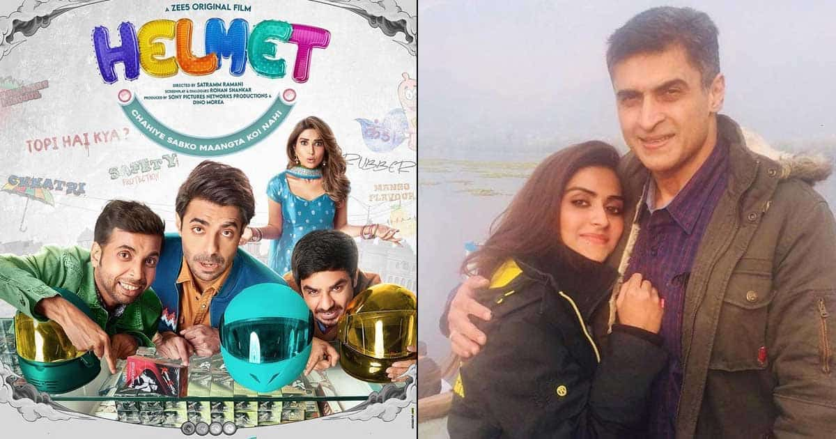 Pranutan Is Thrilled With Dad Mohnish Bahl's Response To 'Helmet'