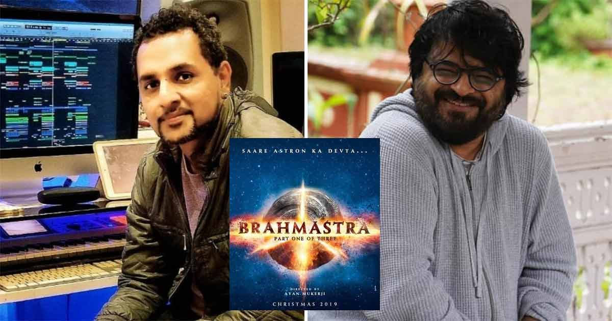 Brahmastra Musical Department Led By Pritam Ropes In Prasad Sashte For Co-Working On The Background Score