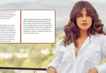 Priyanka Chopra Jonas Issues Apology After Receiving Flak For 'The Activist' Format