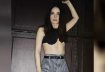 """Radhika Madan On Getting Trolled For Wearing A Bralette With Boot-Cut Pants: """"It's My Body... I'll Wear Whatever I Like"""""""