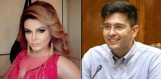 Rakhi Sawant Answers To AAP MLA Raghav Chadha