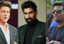 Rana Daggubati Roped In Shah Rukh Khan's Next With Atlee?