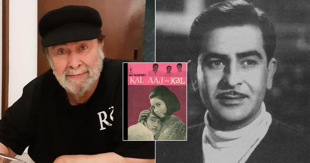 Randhir Kapoor remembers how dad Raj Kapoor inspired him to direct his first film