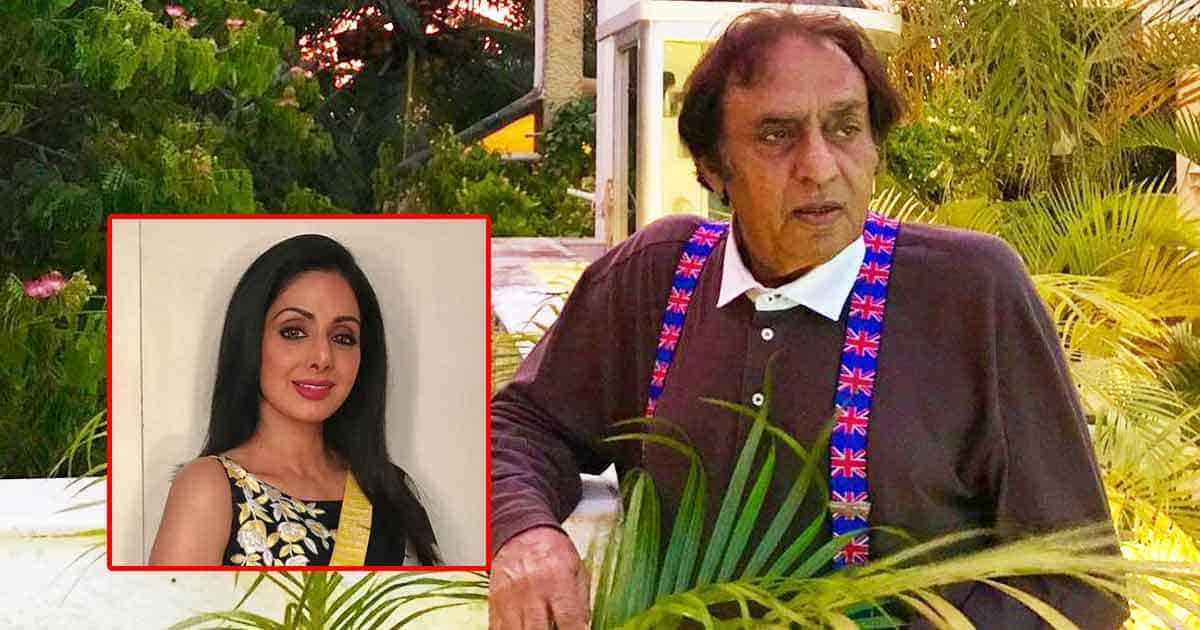 Ranjeet Recalls Hitting Sridevi With A Hunter, Laughing Like A Villain On Camera & Wailing On The Day His Father Died, Read On