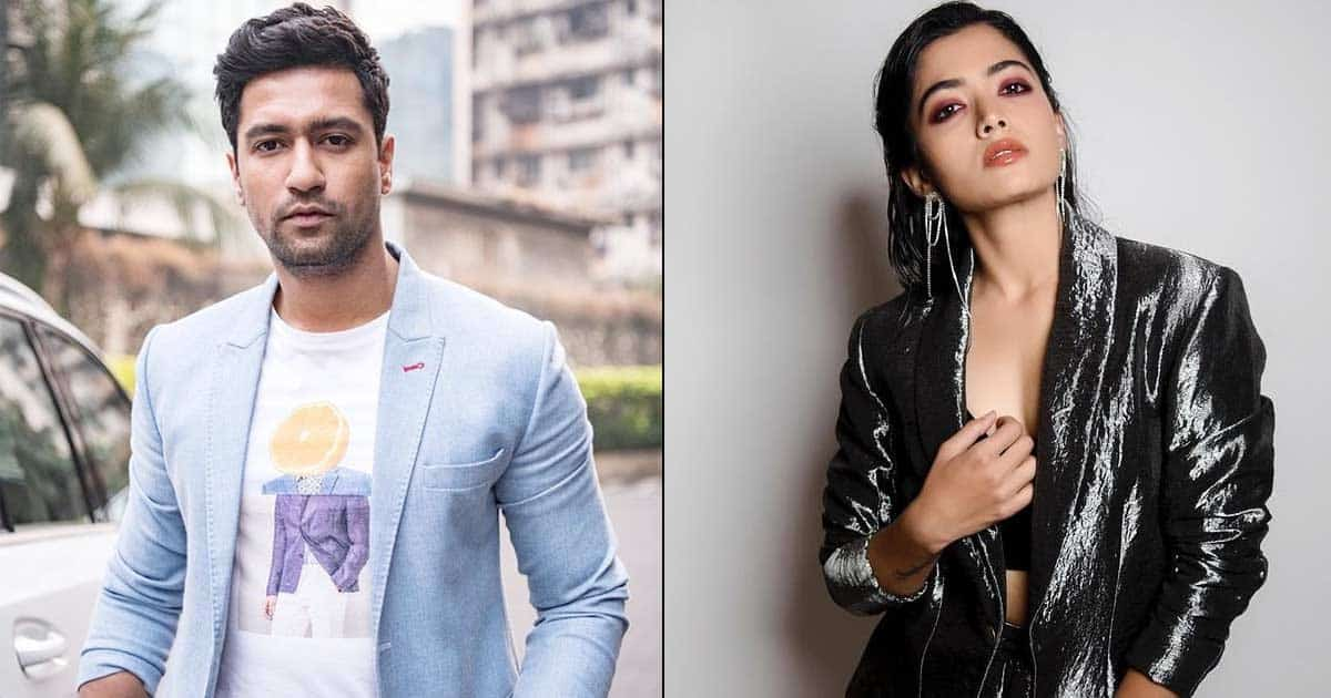 Rashmika Mandanna & Vicky Kaushal's Latest Commercial Brutally Trolled