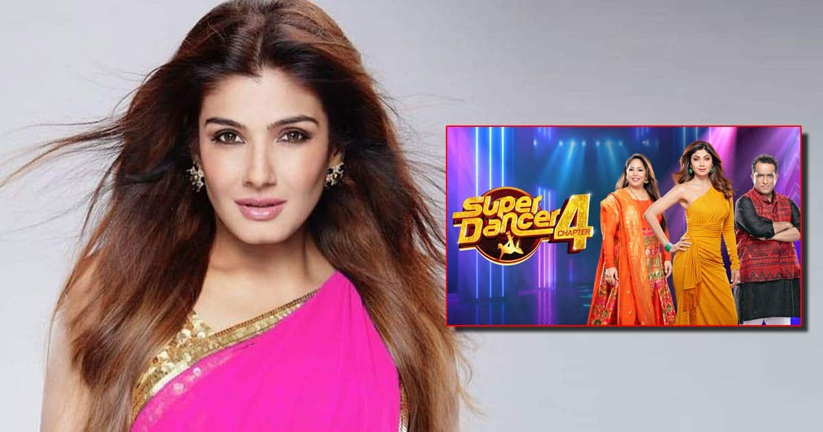 Raveena Tandon to join 'Super Dancer 4' as special guest