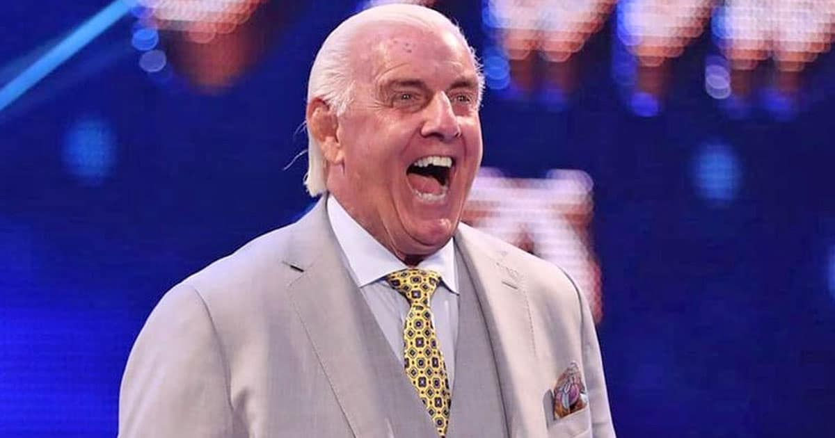 Ric Flair Receives Flak After Dark Side Of The Ring 'Exposes' Him