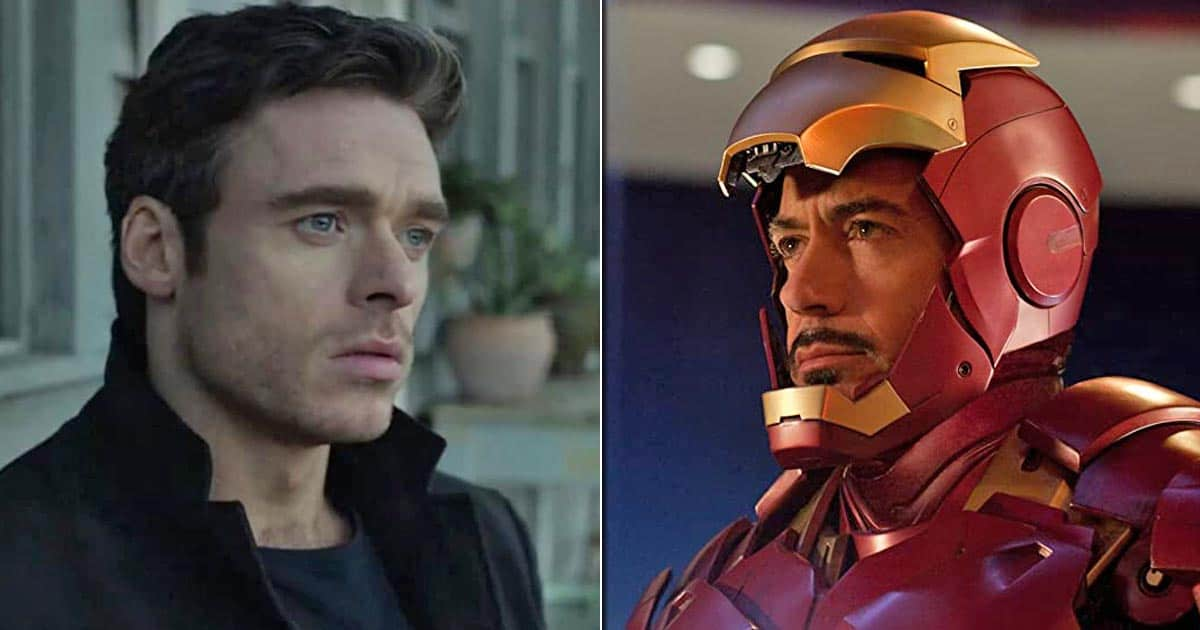 Richard Madden From Eternals Talks About Replacing Iron Man As Avengers' Leader