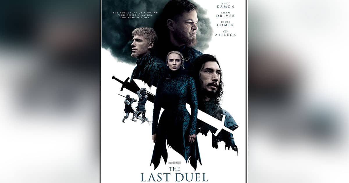 Ridley Scott's 'The Last Duel' to release in India on Oct 22