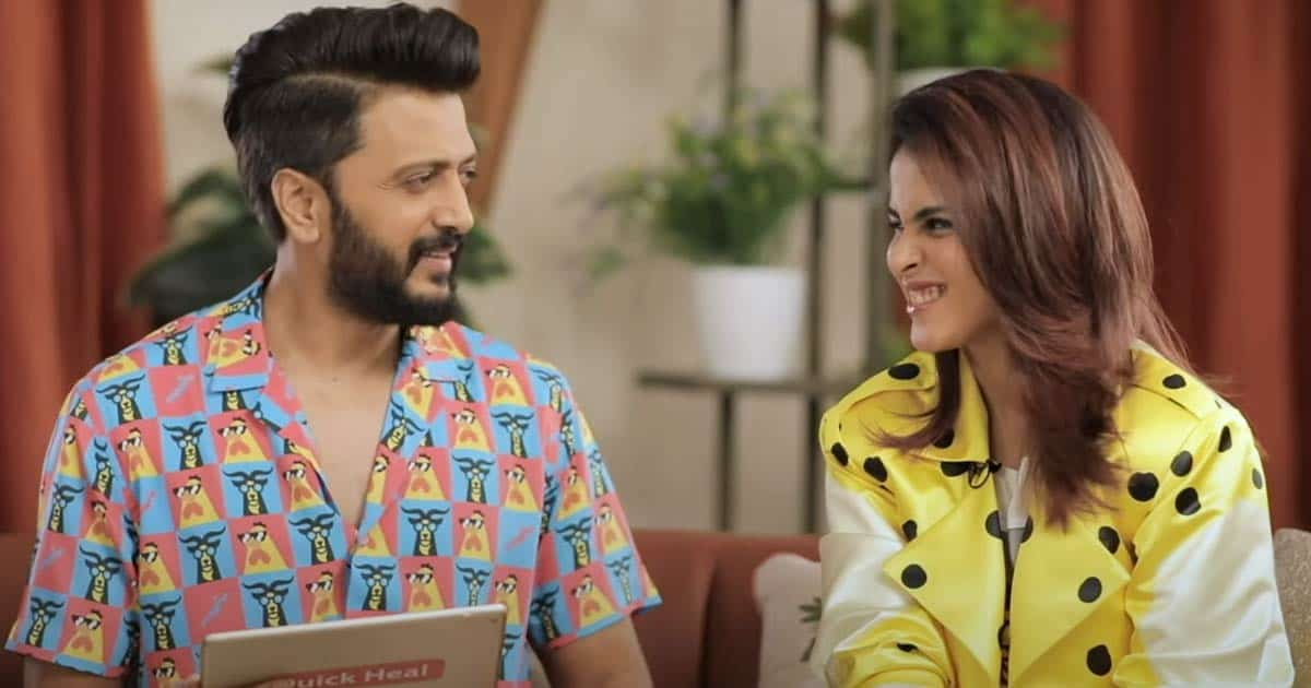 """Riteish Deshmukh On Pinch Season 2 Finale Says, """"If You Didn't Like An Artist's Work, You Can Point It Out. But You Shouldn't Be Targeting The Artist's Family."""""""