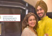 Rohanpreet Singh Trolled Over Praising Neha Kakkar' Kanta Laga