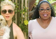 Rose McGowan Takes A Dig At Oprah By Calling Her 'Fake' & 'Lizard'