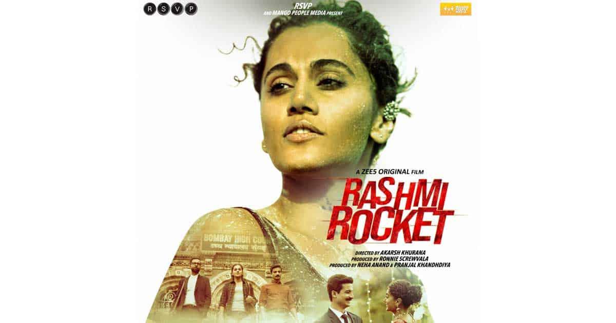 Running Towards Another Hit? Zee5 Announces Next Original, Rashmi Rocket