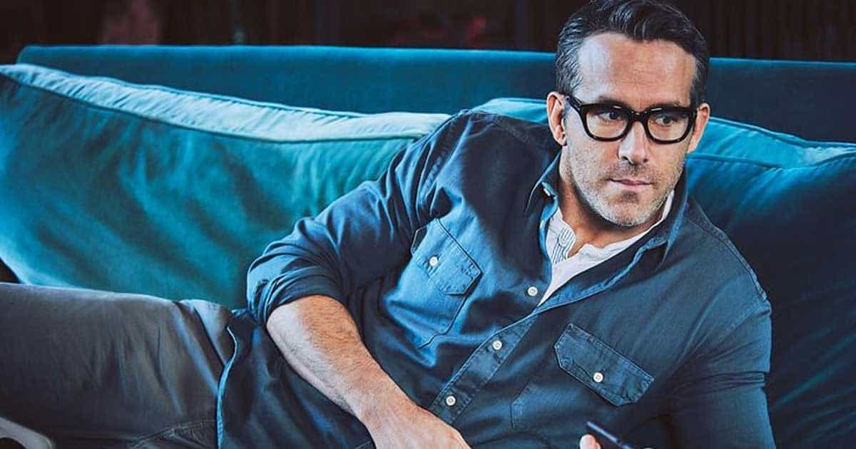 Ryan Reynolds: Something wonderful about playing a character who's 'naive'