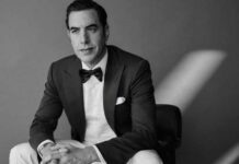 Sacha Baron Cohen is frustrated by Covid lies