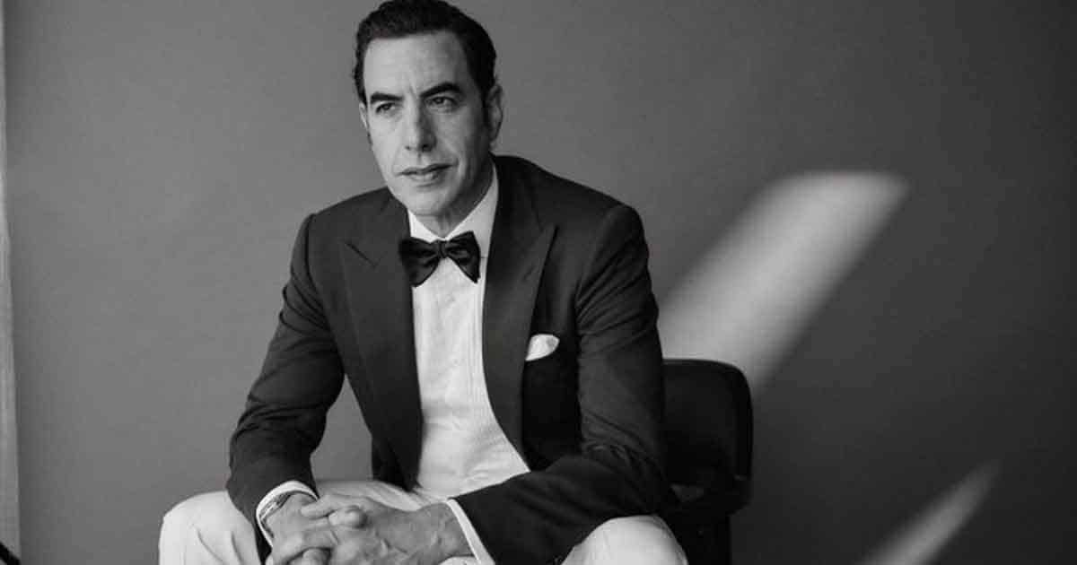 """Sacha Baron Cohen On Internet's Rumors' Around COVID-19: """"There Were Thousands Of People Dying, But There Were No Penalties"""""""