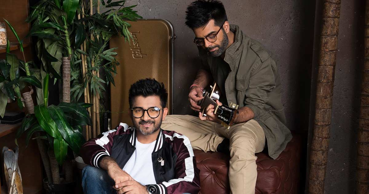 Sachin-Jigar sing a different tune with 'Nahi Jaana'
