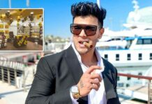 Sahil Khan's New Store Inauguration Witnessed Police Resorting To Lathi Charge On Out Of Control Fans