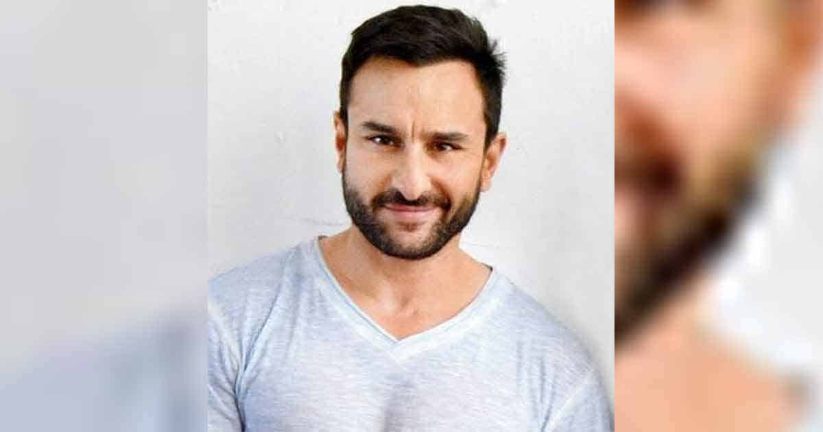 Saif Ali Khan & Arjun Kapoor Get Together For A Candid Chat In 'Teri Meri Baatein'