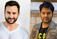 Saif Ali Khan reveals to Kapil Sharma why he can't sing lullabies to his kids