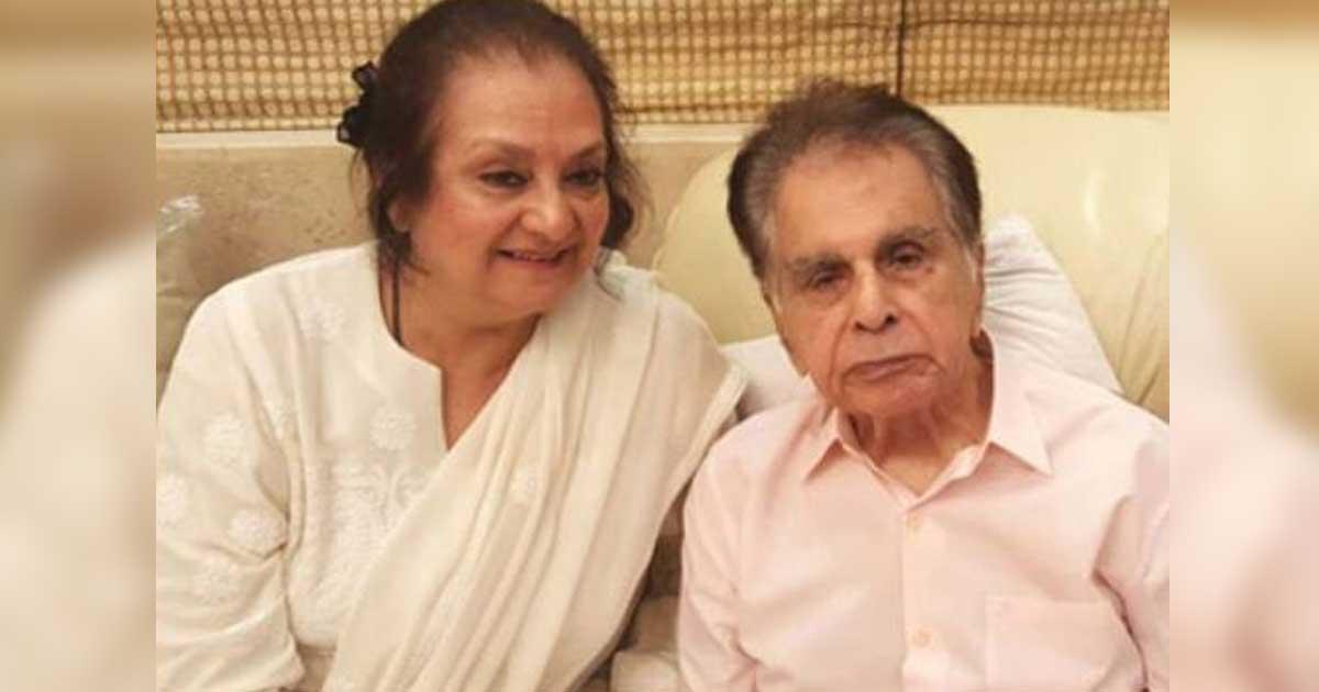Saira Banu Under 'Lot Of Stress' After Husband Dilip Kumar's Passing Away, Reveals Friend Faisal Farooqui - Deets Inside