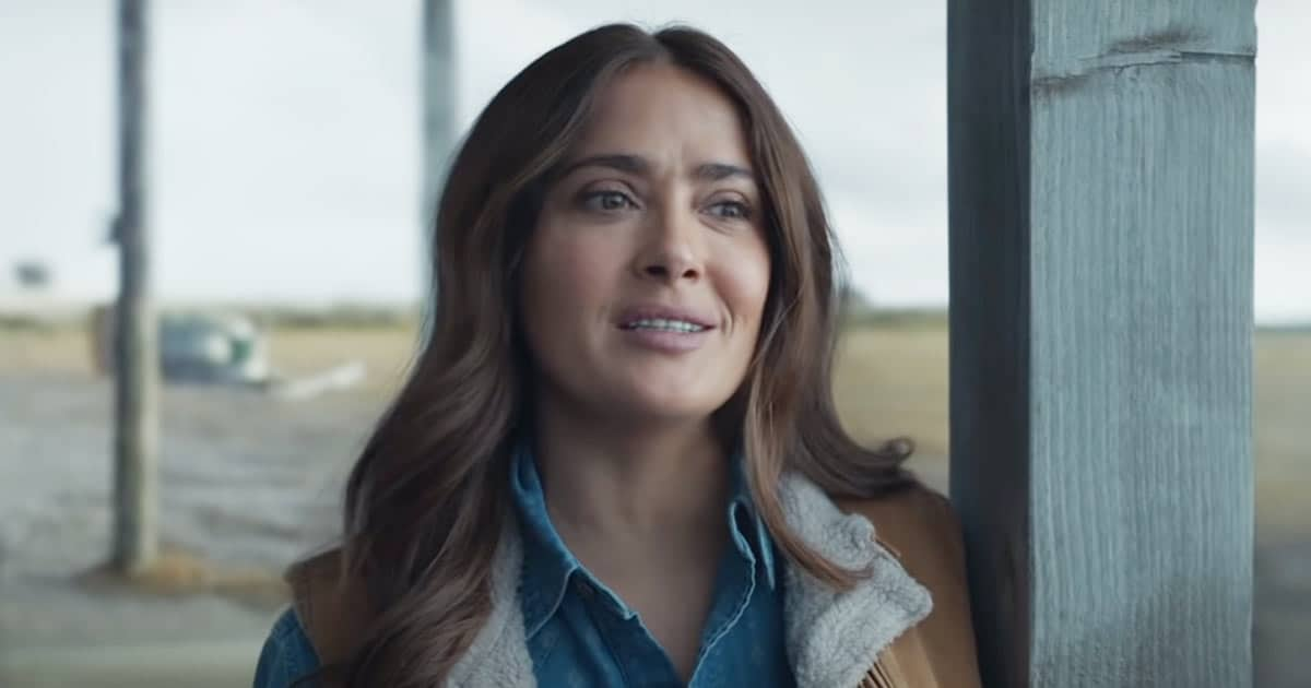 Salma Hayek Was Shocked To Get The Role Of Ajak In Eternals