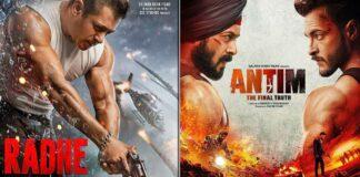Salman Khan-Aayush Sharma Led Antim To Premiere On Zee5 & Release In Single Screens Simultaneously? Read On