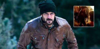 Salman Khan Recreates 'Towel Dance' In The New Viral Video