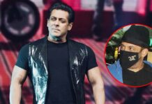 Salman Khan Trolled For Wearing Mask Upside Down As He Returns To Mumbai From Austria To Shoot Bigg Boss 15