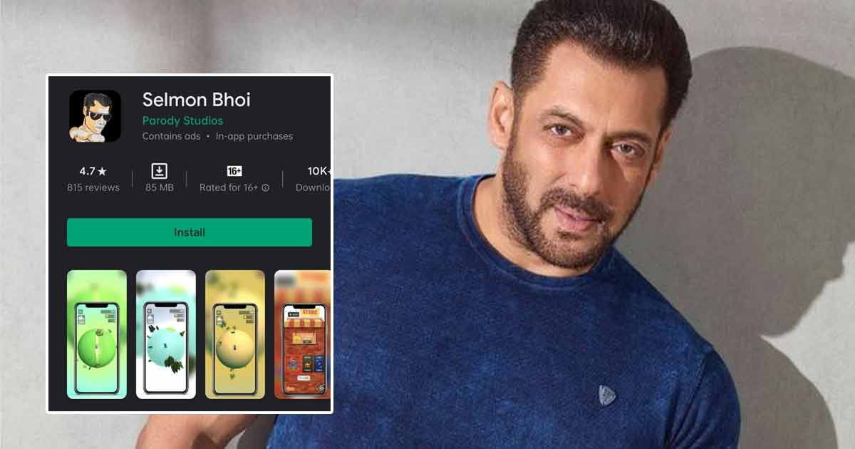 Bombay Court Restrains Access To 'Selmon Bhoi' Game That's Based On Superstar Salman Khan