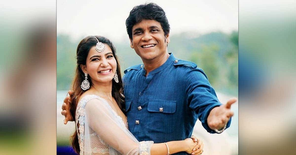 Samantha Deletes The Tweet In Which She Didn't Mention Nagarjuna As Father-In-Law