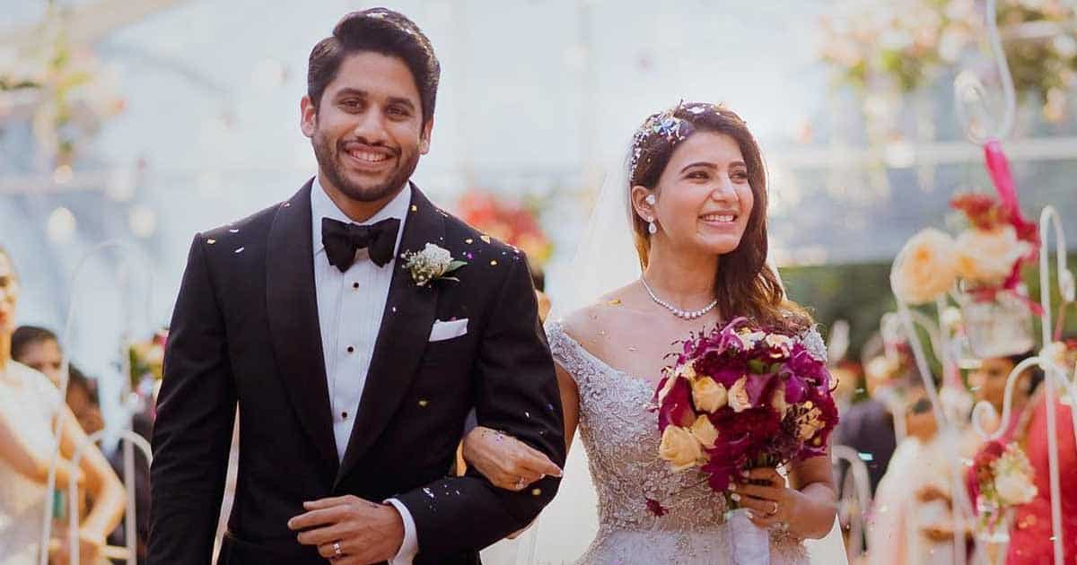 Samantha & Naga Chaitanya's Dream Wedding Had Cost More Than A Rolls Royce Phantom & We Aren't Surprised At All, Check Out!