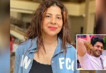 """Sambhavna Seth Defends Herself On Vlogging Sidharth Shukla's Funeral & Says, """"I Didn't Show Even A Single Pic Or Video"""""""