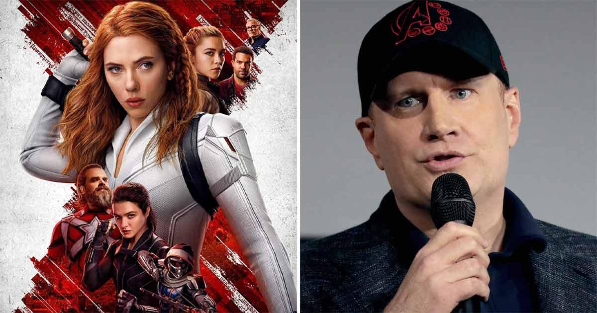 Kevin Feige Didn't Want To Release Scarlett Johansson's Black Widow On Disney Plus?