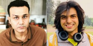 Sehwag leads twitterati cheer for Neeraj Chopra's acting prowess
