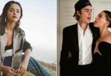 Selena Gomez Fans Chant Her Name As Justin Bieber & Hailey Bieber Hit Met Gala Red Carpet – Watch