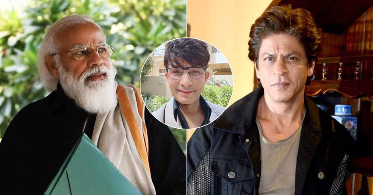 KRK Trolls Shah Rukh Khan & Narendra Modi
