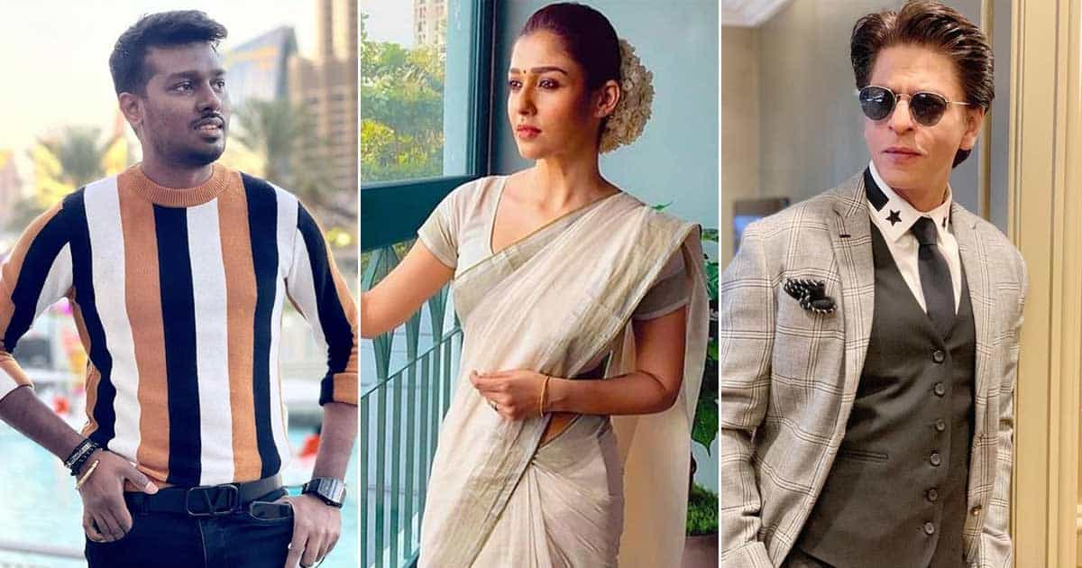Shah Rukh Khan & Nayanthara To Reportedly Start Shooting For Atlee's Next In Pune?