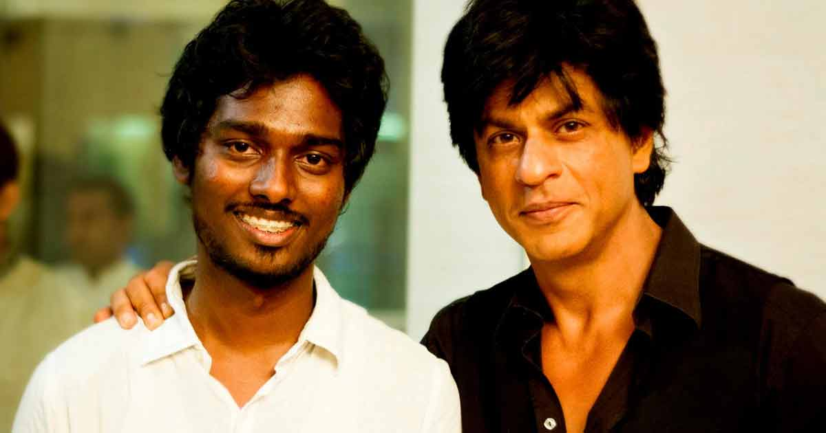 Shah Rukh Khan's Next With Atlee Titled 'Lion'?