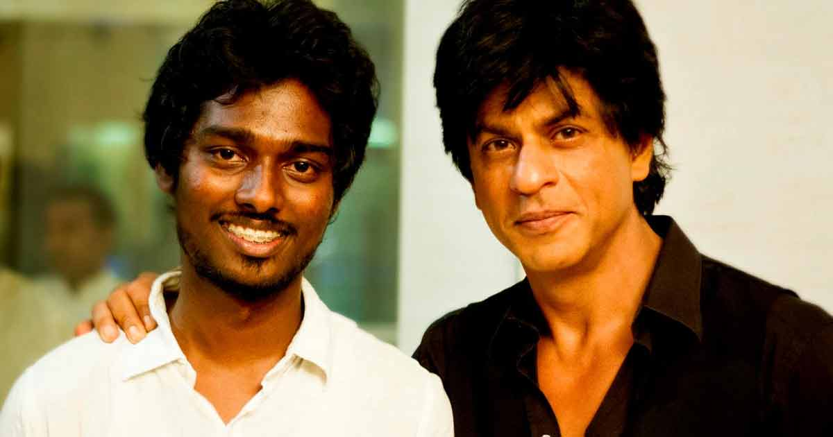 Shah Rukh Khan & Atlee's Untitled Project Will Be A Revenge Action-Entertainer